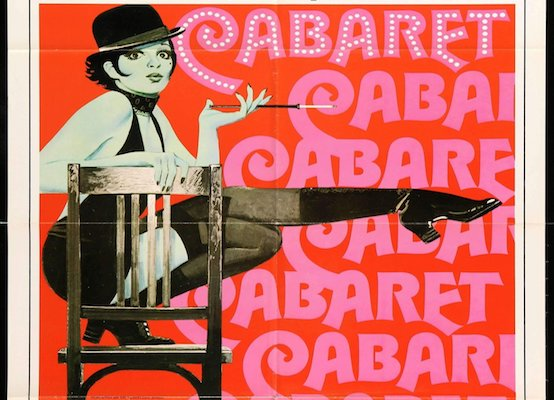 Cabaret: The Musical original poster