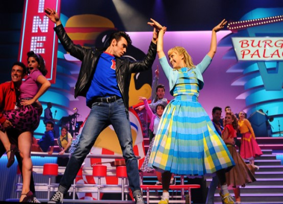 grease the show