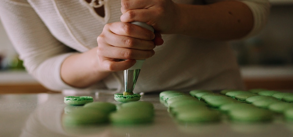 Cook'n with Class macaron making