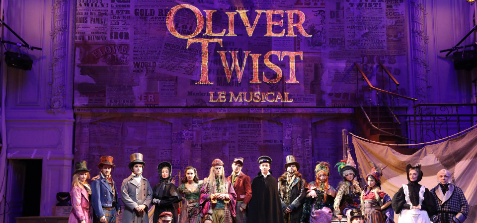 oliver twist musical cast