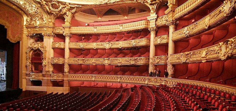 Auditorium of the Palais Garnier