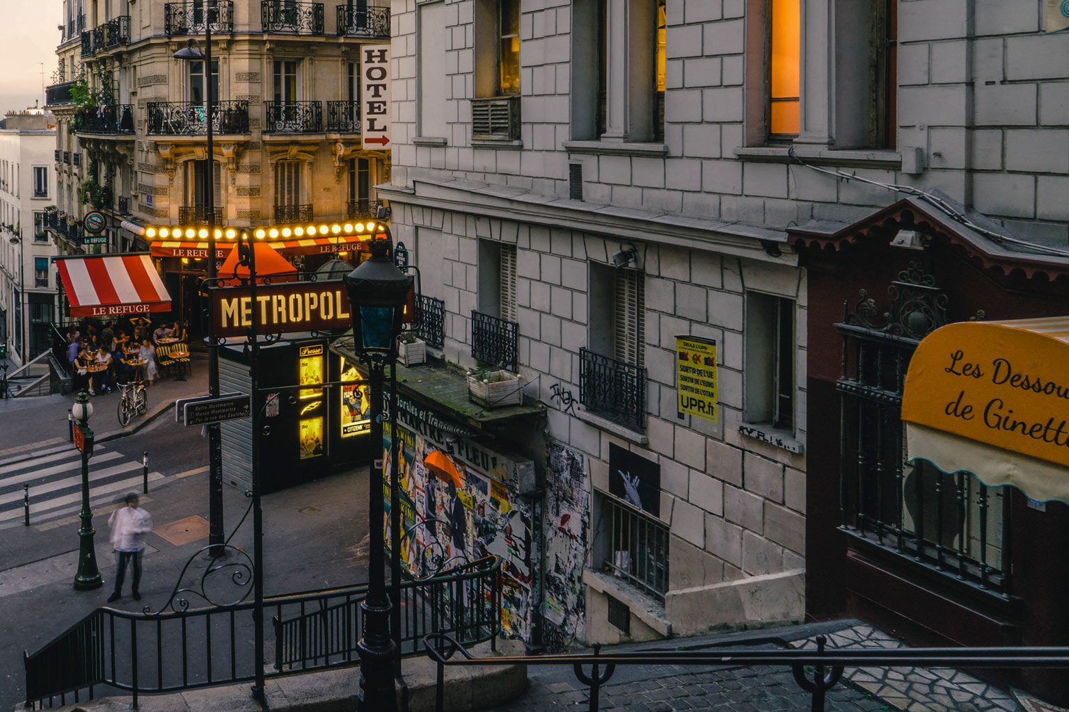 Paris events calendar november 2018