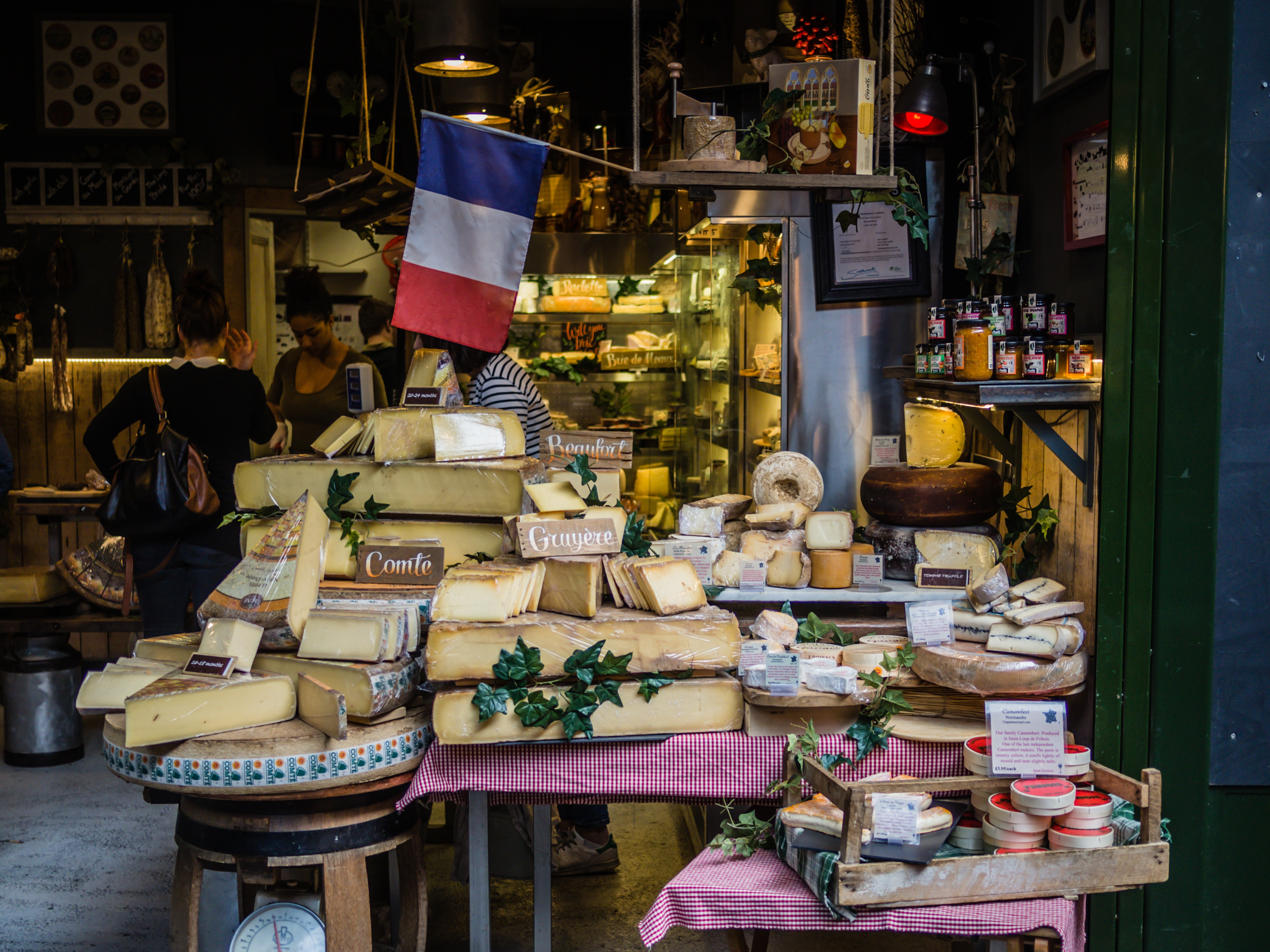 paris food festivals fall and winter
