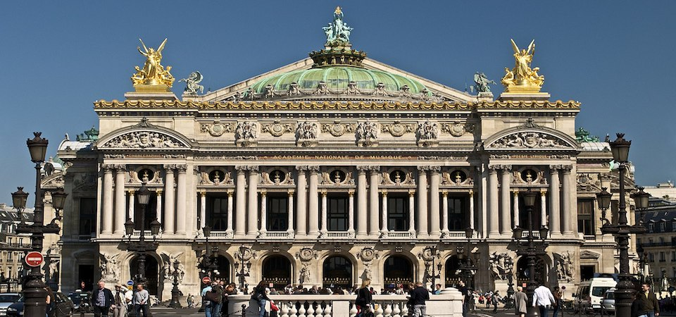Paris neighborhood guide opera