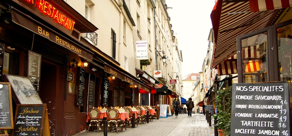Rue Mouffetard, Paris 5