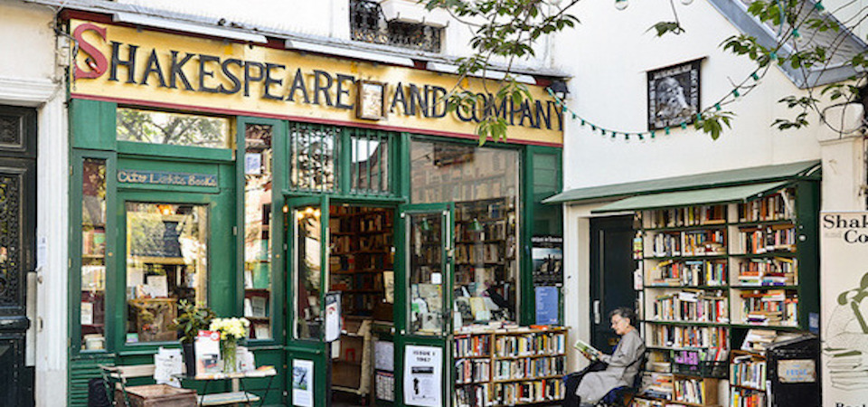 Shakespeare & Company Bookshop