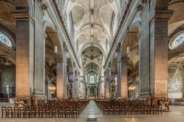 Saint Sulpice Church Concert Series