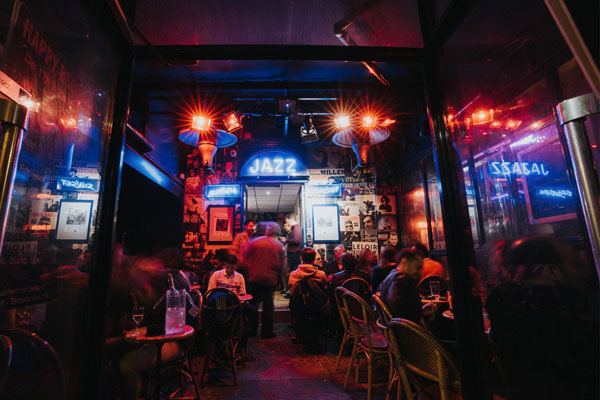 Sunset Sunside Jazz club Paris nightlife thumbnail