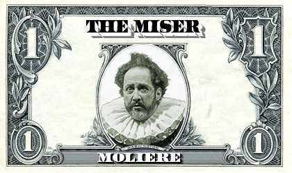 The Miser Moliere