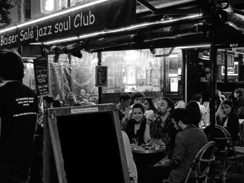 jazz bar paris