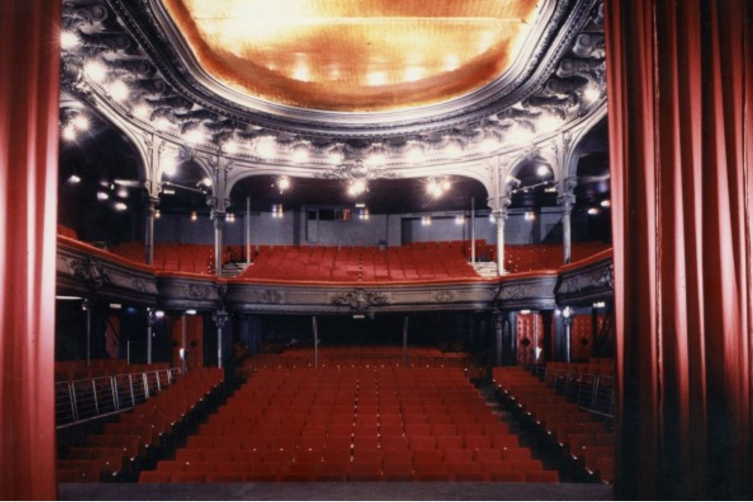 la cigale paris venue