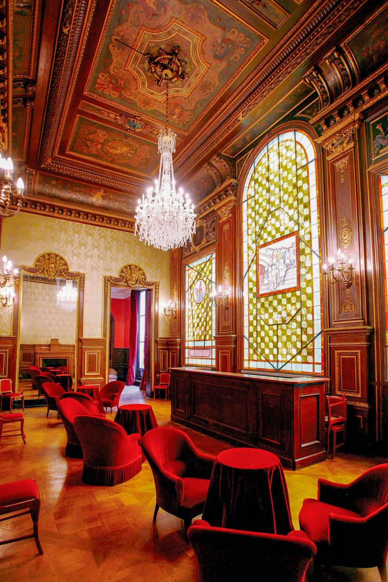 Th tre de la porte saint martin theatre in paris french plays english subtitles - Theatre de la porte saint martin plan ...