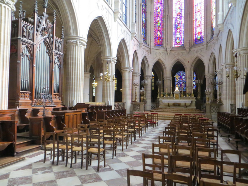 saint germain auxerrois church