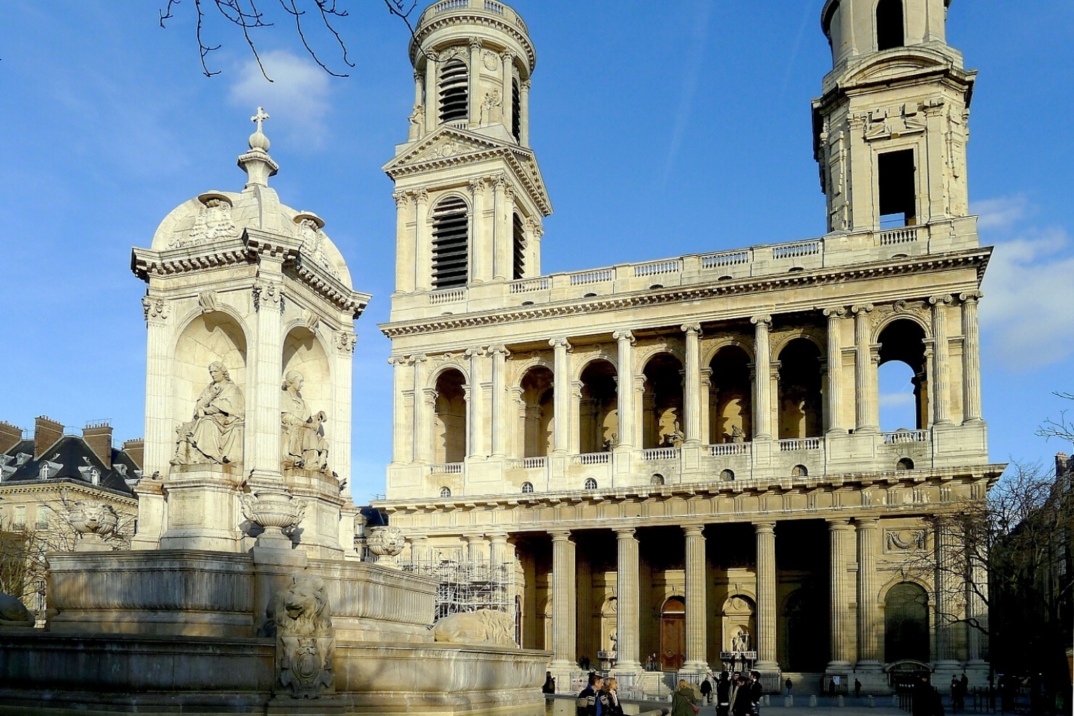 saint sulpice church